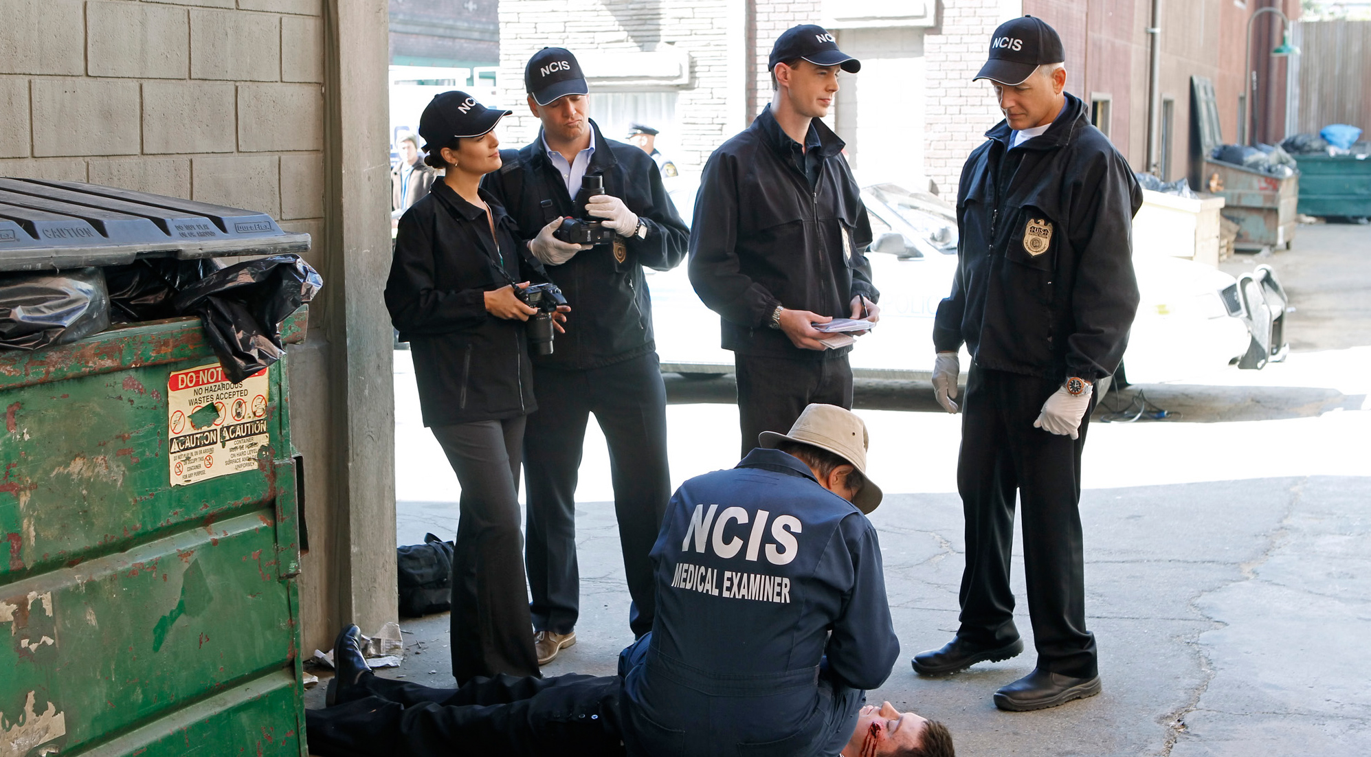 NCIS - Temporada 9 - Audio Dual + Sub - HQ