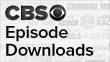 CBS Episode Downloads