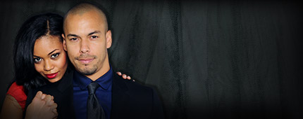 Video Chat with Bryton James & Mishael Morgan from Y&R