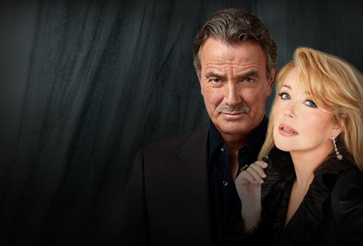 Video Chat with Melody Thomas Scott & Eric Braeden from Y&R