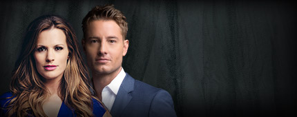 Video Chat with Melissa Claire Egan & Justin Hartley from Y&R