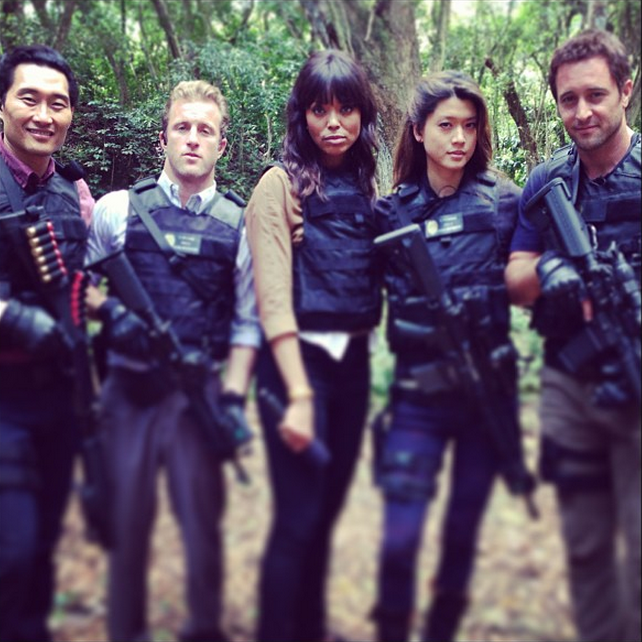 Aisha - Hawaii Five-o