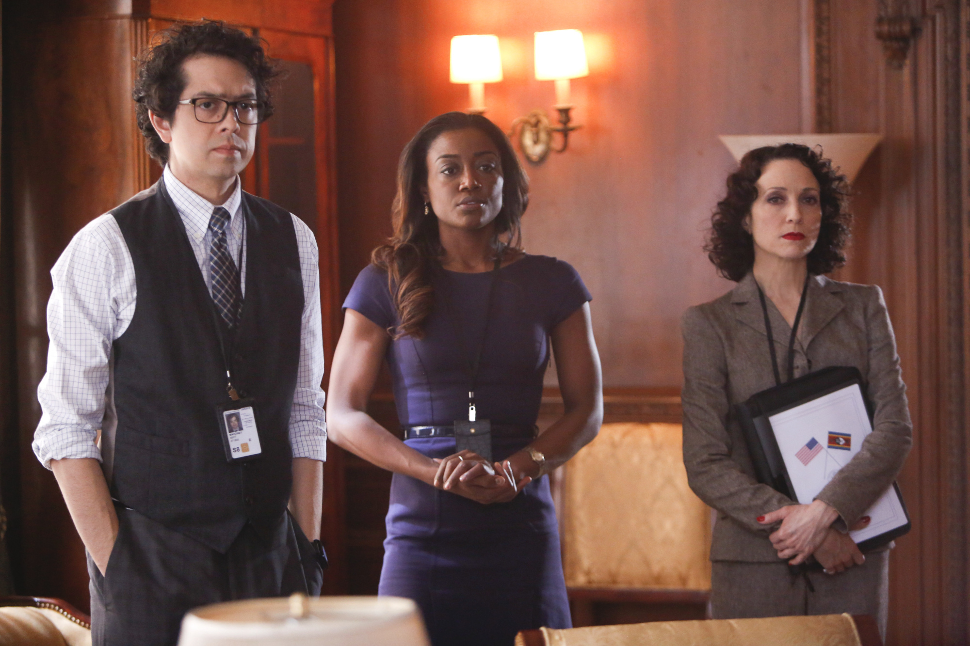 Critics rave over madam secretary the reviews are in for Why is bebe neuwirth leaving madam secretary