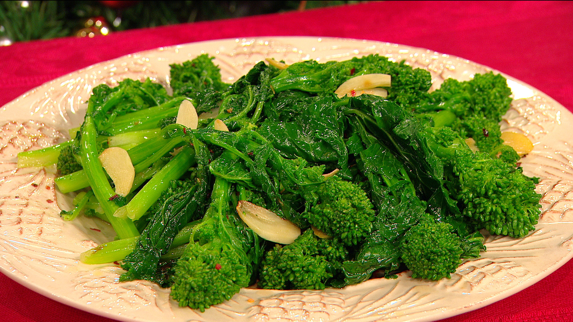 broccoli rabe with oil and garlic broccoli di rabe all