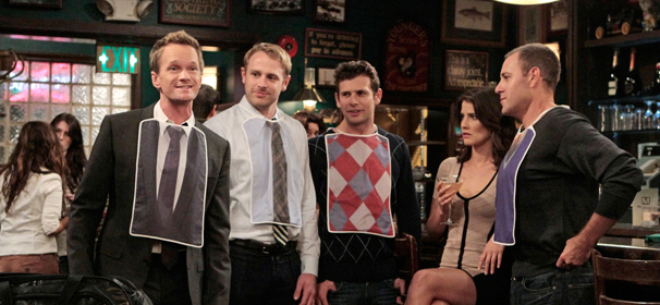 barney robin - HOW I MET YOUR MOTHER - 8x07-13 : l'arc Barney / Robin bb secondary