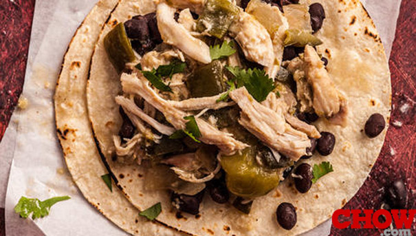 Talk Chow: Slow Cooked Chicken Chile Verde - The Talk - CBS.com
