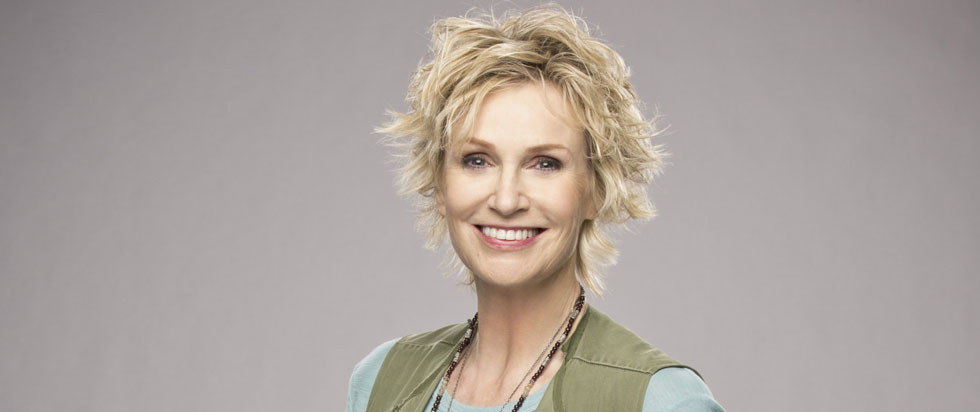 Jane Lynch tv show