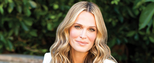Molly Sims on the talk