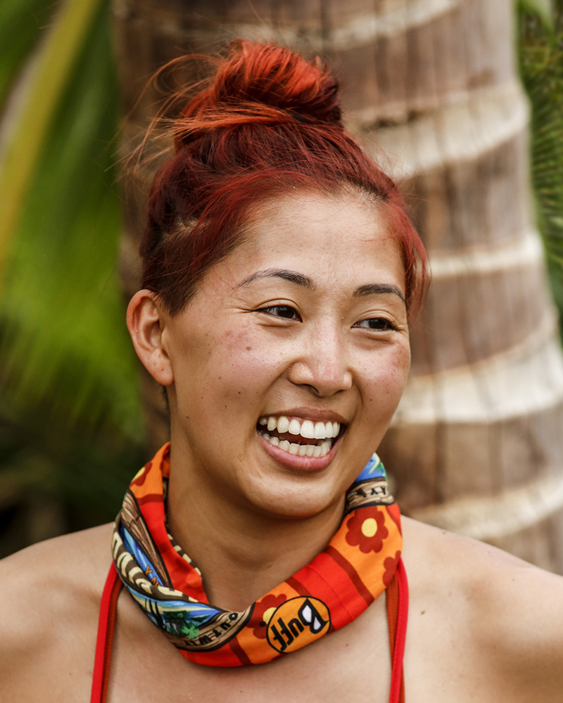 Survivor Millennials vs. Gen X: Mari Takahashi voted off her Millennials Tribe