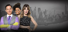 Live Chat with the Cast of The Odd Couple