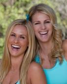 Caroline & Jen