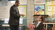 /shows/the-millers/episodes/Give Metta World Peace a Chance
