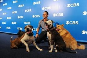 CBS Upfront Photos