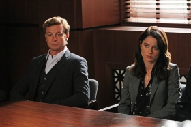 The Mentalist Season Premiere Photos