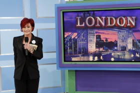 Celebrity Week: Sharon Osbourne