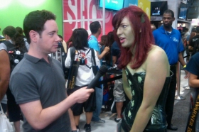 Highlights From Comic-Con 2012 Day One