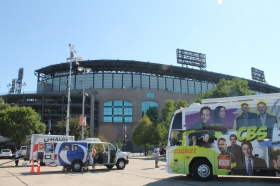 CBS Buzz Tour Hits Chicago