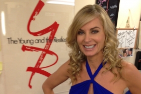 Eileen Davidson\'s Return