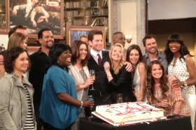 Y&R\'s 40th Anniversary with The Talk