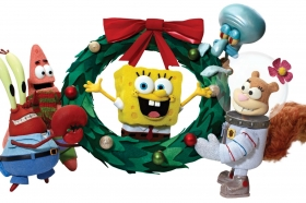 It\'s a SpongeBob Christmas!