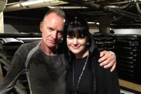 Behind the Scenes with Pauley Perrette