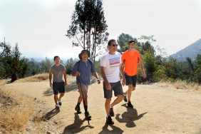 """Hiking Men in """"We Are Dognappers"""" Episode 2 of Season 1"""