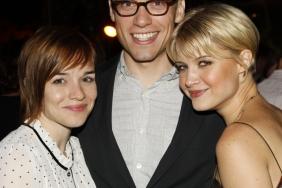 Renée Felice Smith, Barrett Foa and Sarah Jones