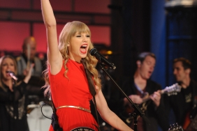 Taylor Swift Hits a High Note