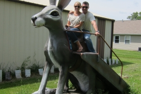 Henry's Rabbit Ranch in Staunton, IL