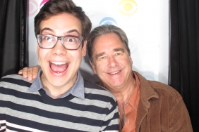 The Millers' Beau Bridges and Nelson Franklin