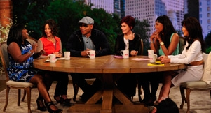 Video: LL Cool J on The Talk