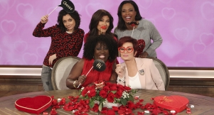 Love Chat With The Talk Hosts