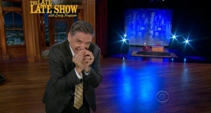 Video : Tiny Drew on The Late Late Show