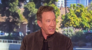 Tim Allen Discusses Hit Show, Last Man Standing