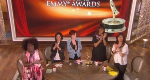 """The Talk"" Wins Outstanding Talk Show / Entertainment!"