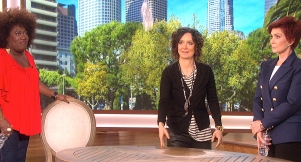 'The Talk' Hosts Try Viral Water Bottle Flip Game & Score Big!