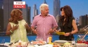 Video: Seafood Cooking with Guy Fieri