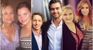 See How CBS Stars Celebrate The Daytime Emmys