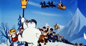 Frosty's Coming To Town