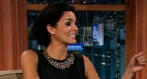 Video: Angie Harmon