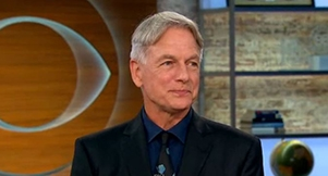 Video: Mark Harmon on CBS This Morning