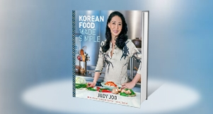 Win a copy of Judy's new cookbook 'Korean  Food Made Simple'