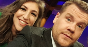 Check Out Corden's Selfies With His Guests