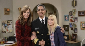 Anna Faris, Allison Janney and U. S. Surgeon General Dr. Vivek H. Murthy on Drug Abuse