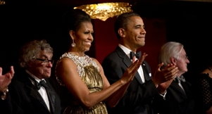 Photos: The 35th Annual Kennedy Center Honors