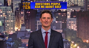 Top Ten: Top Ten with U.S. Open Champ, Justin Rose