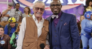 Check Out Stan Lee's Guest Appearance