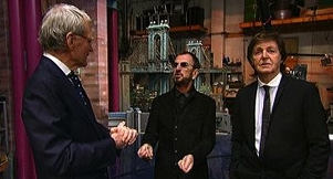 The Beatles - A GRAMMY Salute Video: Paul & Ringo Interview