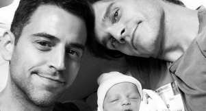 Greg Rikaart And Husband Welcome Baby Boy