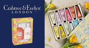 Crabtree & Evelyn: Giveaway